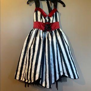 American Horror Story Freakshow bigtop dress
